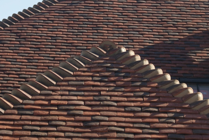 Reclaimed Rosemary Clay Roof Tiles Reclaimed Clay Roof